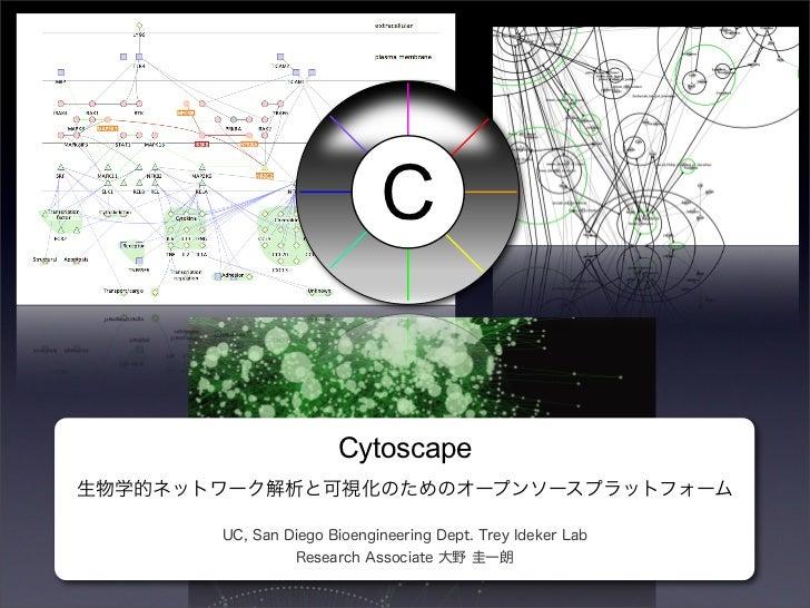 Cytoscape seminar