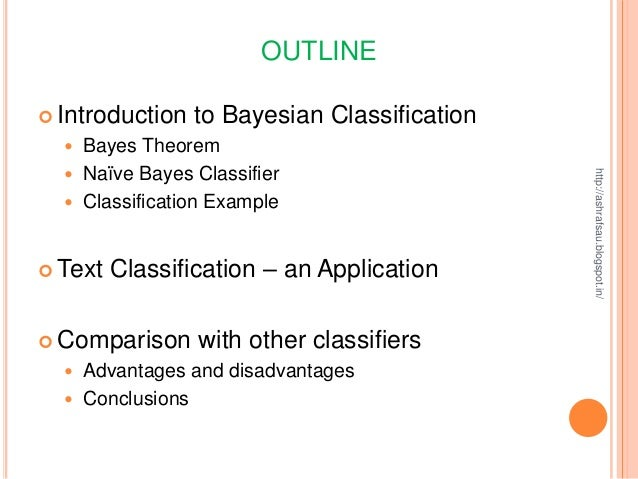 naive bayes After this video, you will be able to discuss how a naive bayes model.