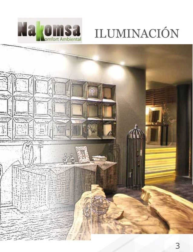 Catalogo de iluminaci n nakomsa - Catalogo de iluminacion interior ...