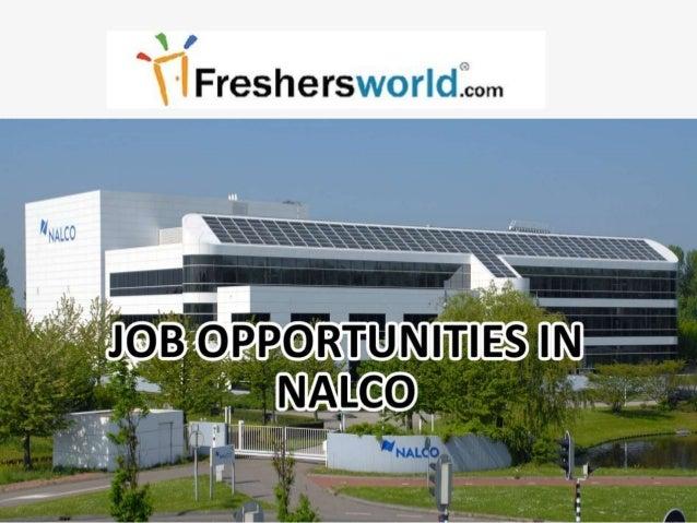 Nalco Company Car