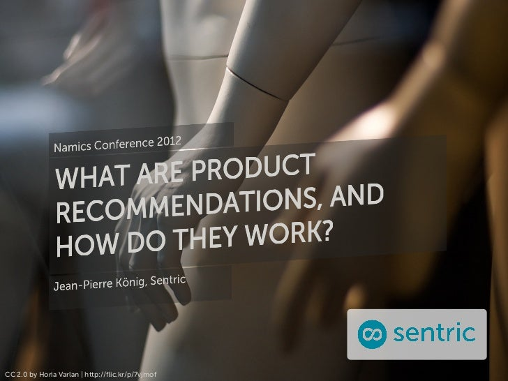 What are product recommendations, and how do they work?
