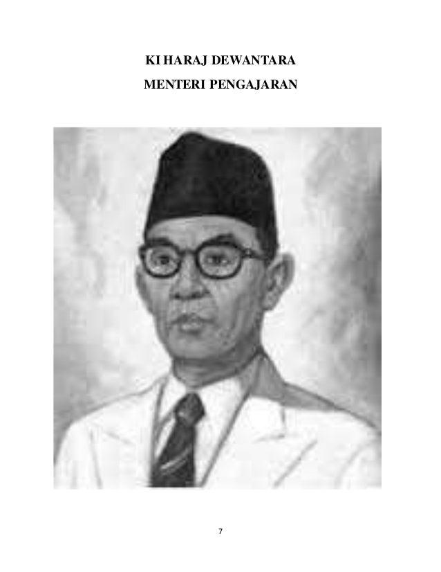 Nama Menteri 1945
