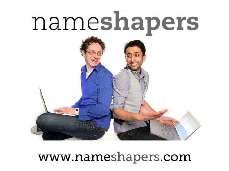 Nameshapers vumc dico twitter workshop 15 09-2011 slideshare