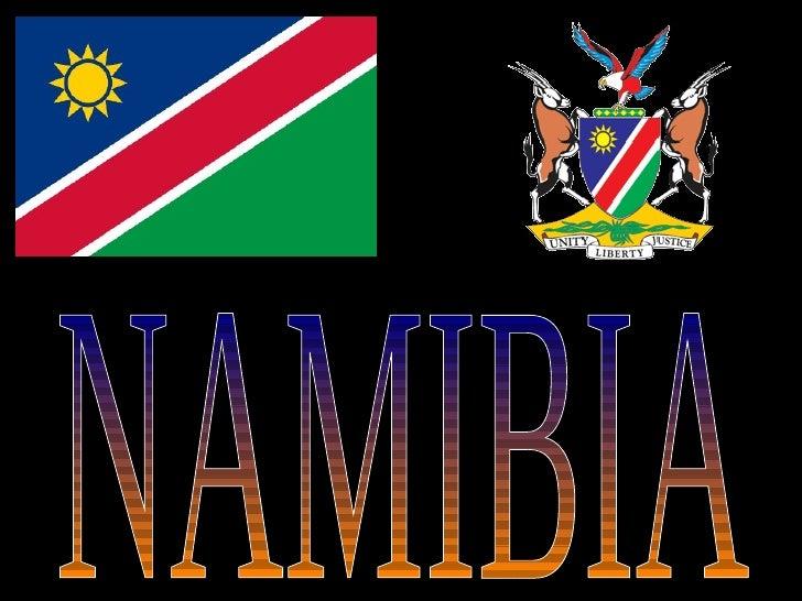 Namibia es un país del sudoeste de África que ocupa el territorio de lo que fue conocido hasta la década de 1960 como Áfri...