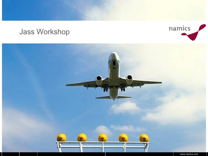 Namics Jass Workshop