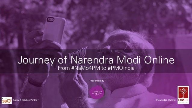 Narendra Modi Election 2014 - Case Study