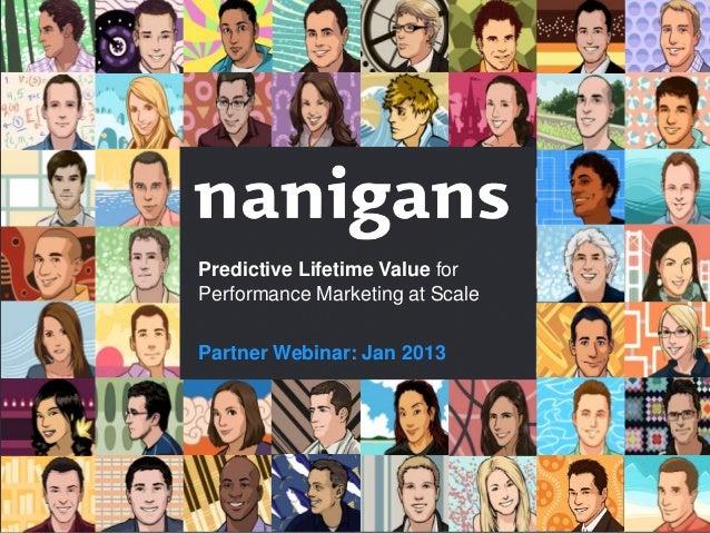 Nanigans Partner Webinar 1.30.14