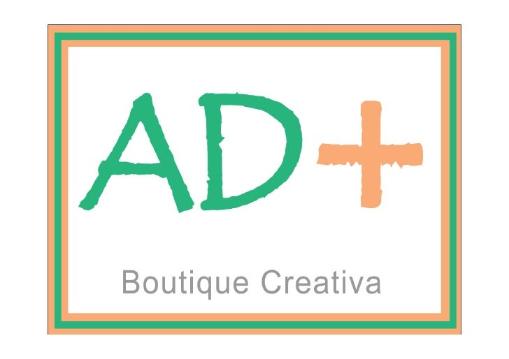 ad+ boutique creativa
