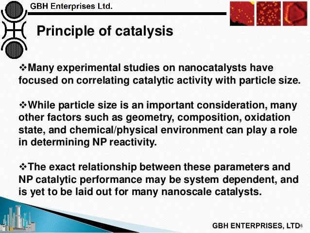 Nanocatalysts in Refining