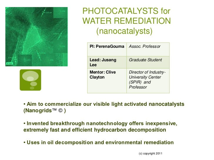 Nanocatalysts lecture 8 resources