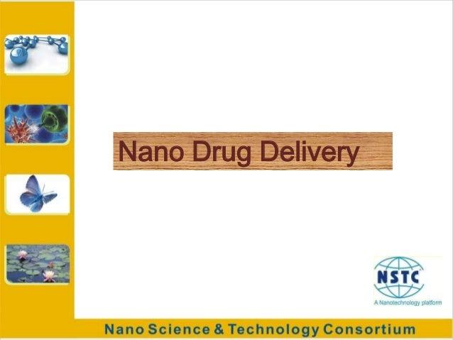 Nano Drug Delivery