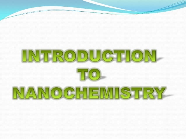 Syllabus: Introduction to Nano size and NanomaterialsApplications of Nanomaterials in Medicine  and Catalysis…….. Carbo...