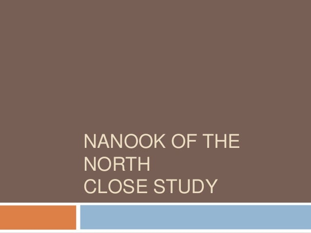an analysis of the docudrama nanook of the north Flaherty's `nanook of the north' may an analysis of the docudrama nanook of the north be the first film about man's relationship with nature wikipedia an analysis.