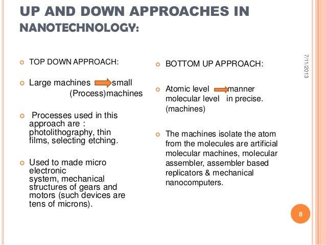 essay nanotechnology medicine