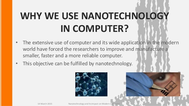 an analysis of the use of nanotechnology in modern medicine Modern medicine vs alternative medicine: for every $1 spent on routine use of beta-blockers for acute heart attack alternative medicine vs modern medicine.