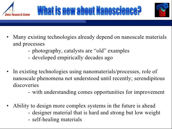 What is nanoscience????
