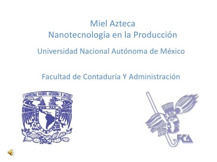 Nanotecnologia video