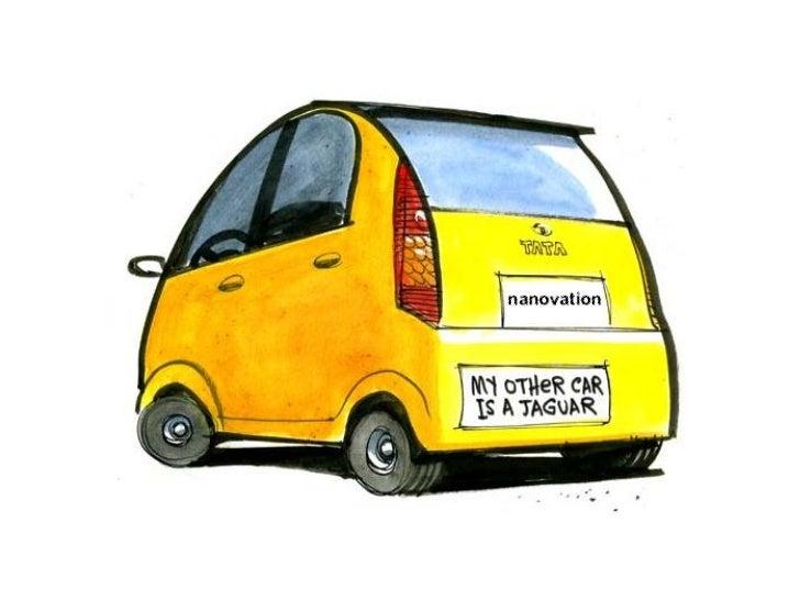 Nanovation: My other Car is a Jaguar
