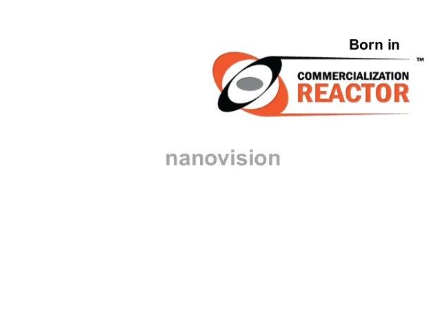 nanovision Born in