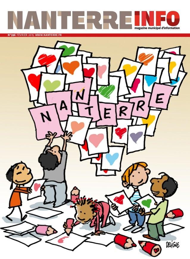 N°396 FÉVRIER 2015 WWW.NANTERRE.FR