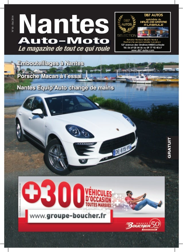 Nantes Auto-Moto numero 10 - été 2014