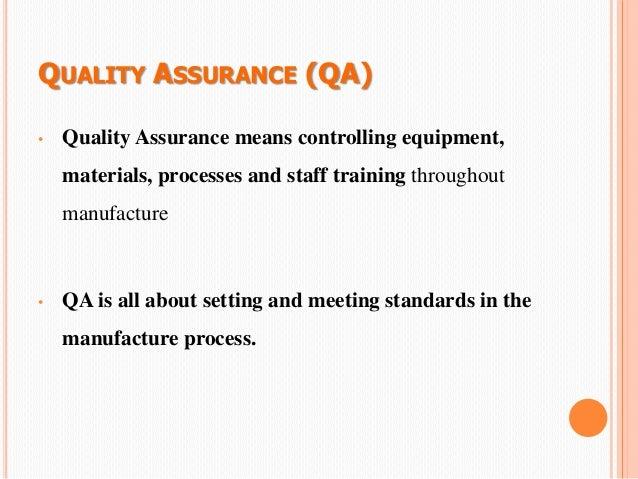Dissertation quality assurance