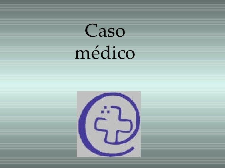 Caso médico