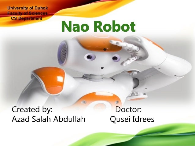 how to buy nao robot