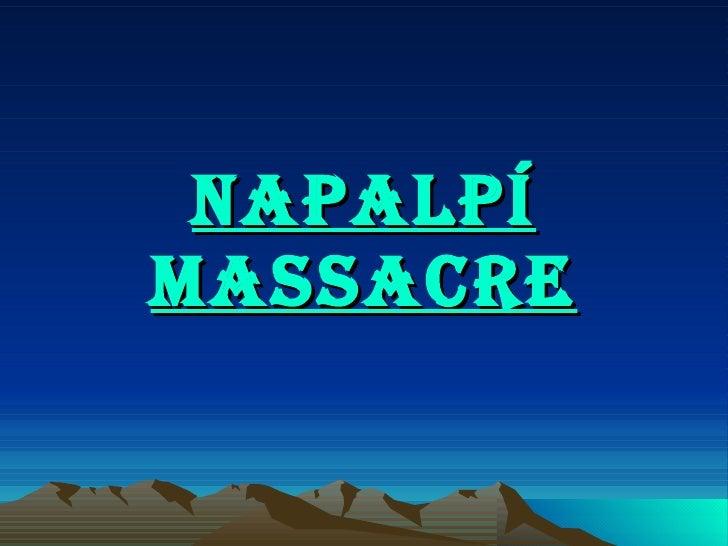 Napalpí Massacre