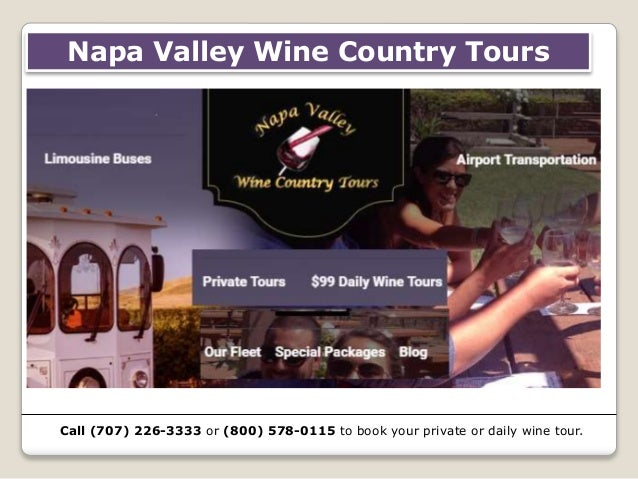 Napa Winery Private Tours