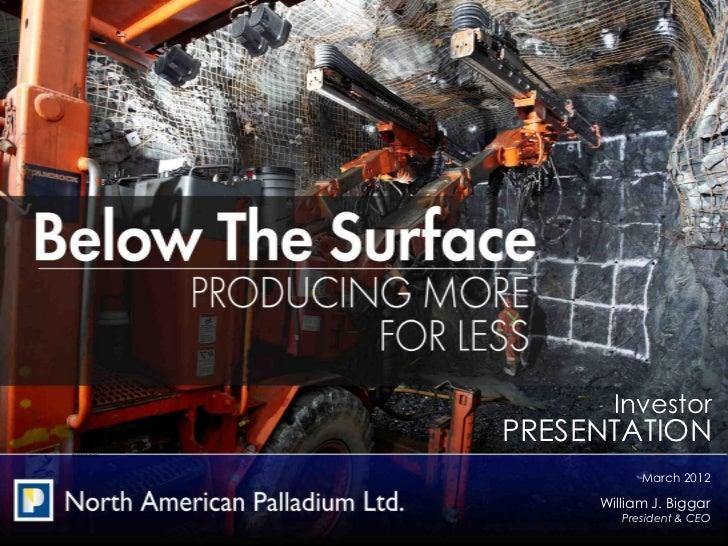 Nap investor presentation mar  2012