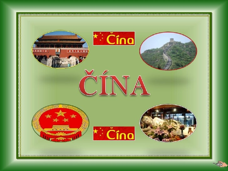 napříč čínou