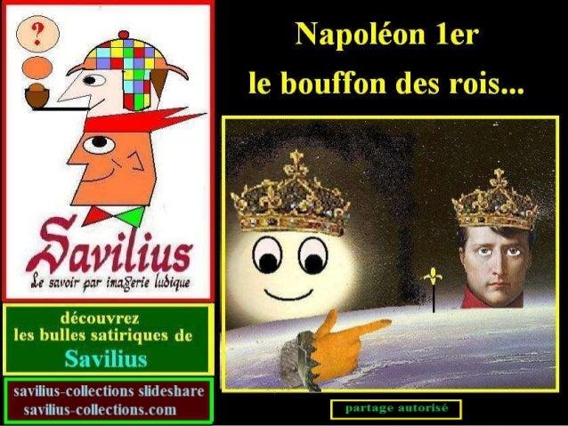 Napoléon 1er le bouffon des rois