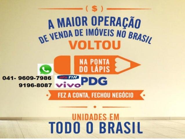 Na ponta do lápis pdg Feirão de imóveis