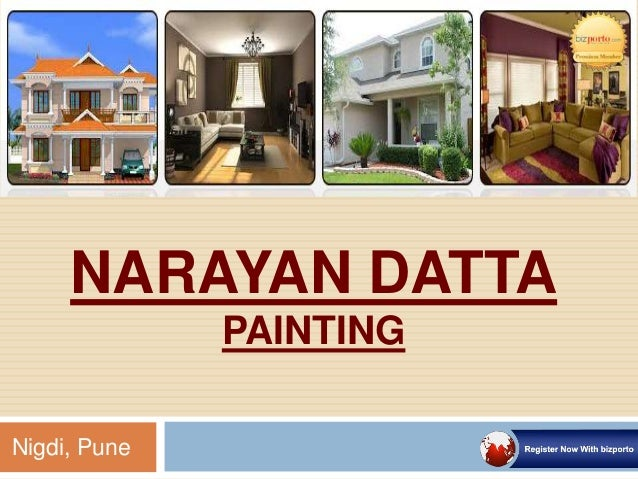 Narayan Datta Painting In Pune