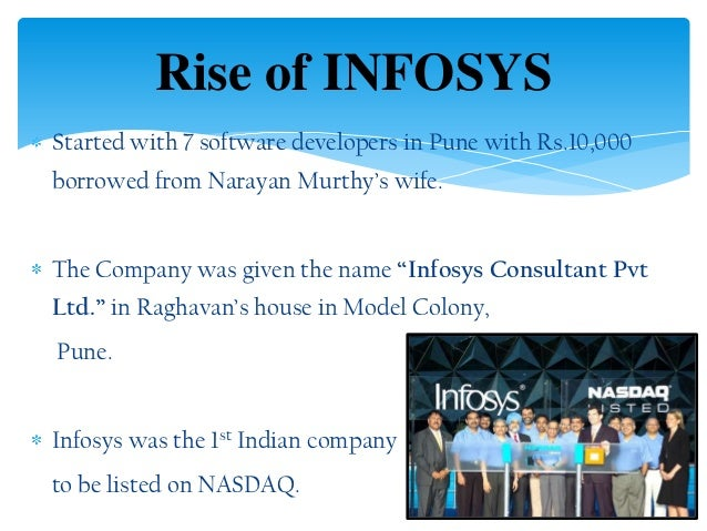 leadership narayan murthy essay Nagavara ramarao narayana murthy (born 20 august 1946), commonly referred to as narayana murthy, is an indian it industrialist and the co-founder of infosys, a multinational corporation providing business.
