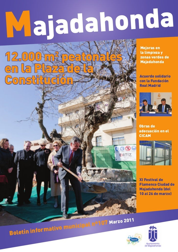 Narciso de foxa. Revista marzo 2011