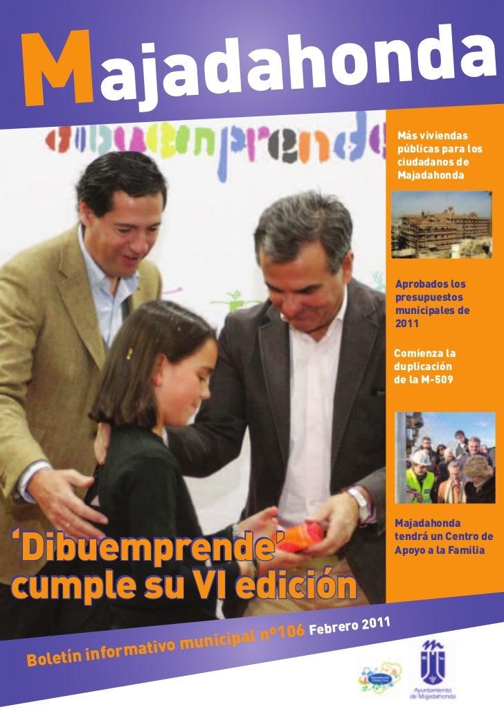 Narciso de foxa. Revista municipal febrero 2011