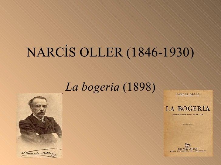 Narcís Oller (1846 1930)