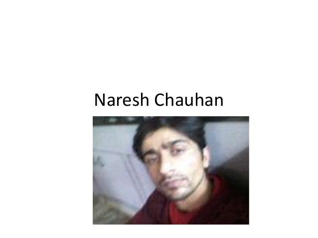 Naresh chauhan