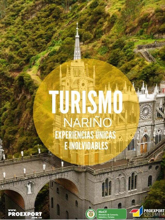 Turismo Nariño - Experiencias únicas e Inolvidables