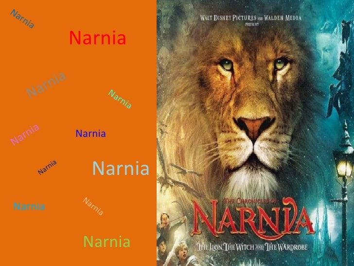 Narnia       ar nia      N                           Na                                       rni                         ...