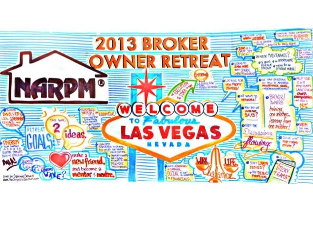 Narpm owner broker 2013 Conference - visual notes