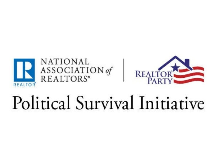 Presentation: REALTOR® Party Political Survival Initiative--What You Need to Know