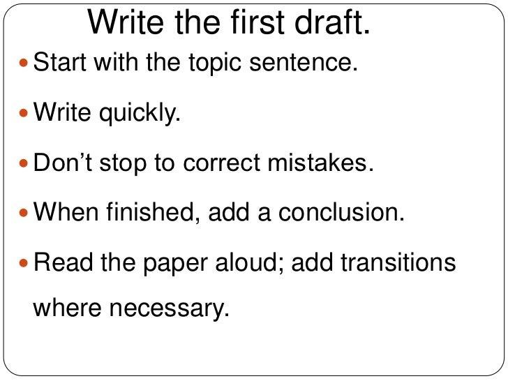 Descriptive Essay Sample In Third Person