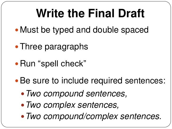 narrative draft essay To write a personal narrative, start by choosing a memorable moment, event, or conflict in your life that you want to write about then, use your personal narrative to describe your story, going chronologically through the events.