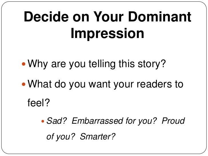 An Example Of A Descriptive Essay- Describing A Person