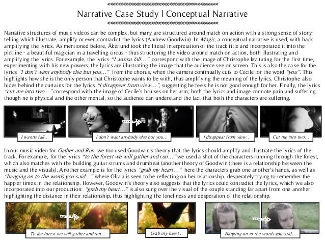 Narrative case study