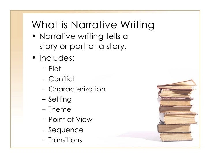 what is narrative writing Personal narrative - time for kids.