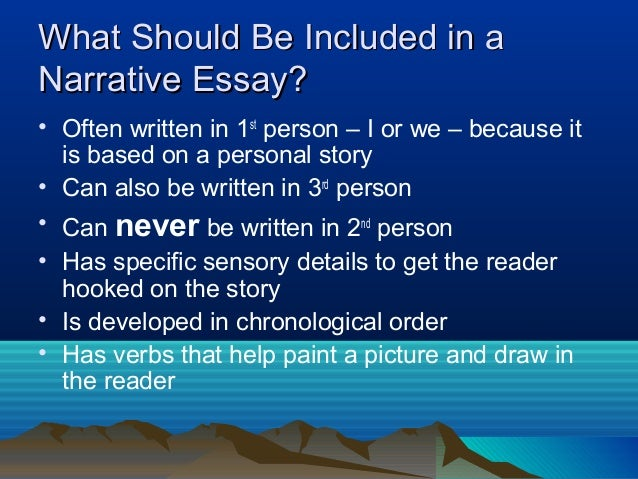 Essay creative person